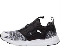 Herren Furylite Jacquard Fade Sneakers Schwarz