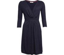 Damen 34 AOP Kleid Blau