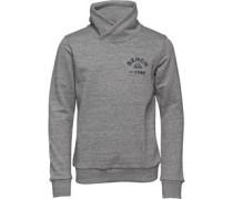 Jungen Sweatshirt Graumeliert