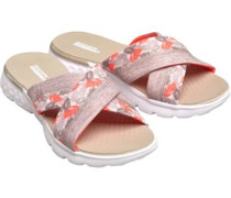 On The GO 400 Tropical Cross Band Slide Sandalen