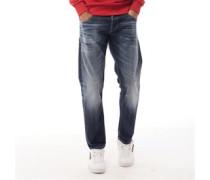 Chris Halo Jj 188 Jeans in lose Passform Denim