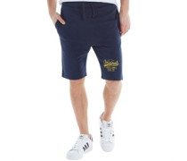 Herren New Shorts Dunkelblau