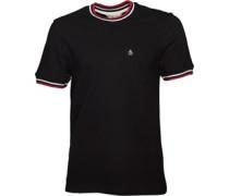 Original Penguin Mens Tour T-Shirt True Black
