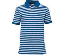 Jungen Polohemd Strong Blue
