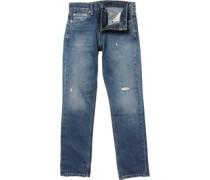 Levi's Herren 511 Roedy Creek Jeans in Slim Passform Blau
