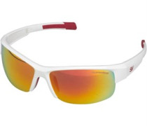 Herren Sonnenbrille Weiß
