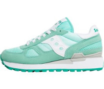 Saucony Damen Shadow Original Sneakers Grün