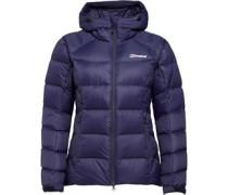 Damen Popena Hydrodown Fusion Performance Jacket Blau