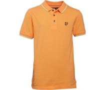 Lyle And Scott Jungen Polohemd Orange