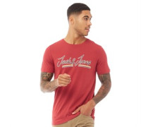 Franco T-Shirt Burgunder