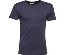 Herren Bond T-Shirt Navymeliert