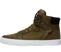 Herren Vaider Hi-Tops Sneakers Khaki