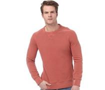 Levi's Herren Original Sweatshirt Dunkelrosa