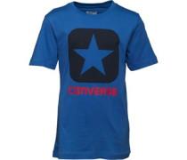Jungen Boxstar T-Shirt Blau