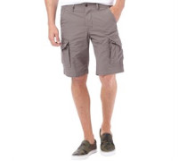 Herren Preston Cargo Shorts Anthrazit