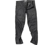 883 Police Herren Hazard DE 322 322 Rinse Wash Jeans in regulär Passform 322 Rinse Wash