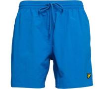 Mens Plain Swimshort Deep Cobalt