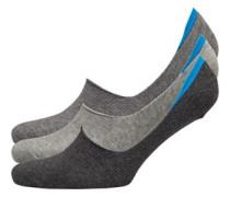SKECHERS Socken Hellmeliert