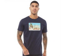 Motel T-Shirt Navy