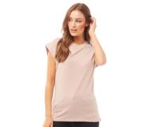 Sinisa T-Shirt Hellflieder