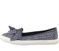 Damen Clarita Pierce Freizeit Schuhe Indigo