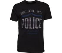 Herren Nacho T-Shirt Black