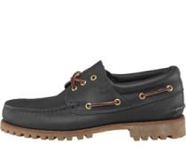 Herren Authentic 3 Eye Deck Segelschuhe Navy