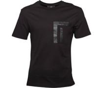 883 Police Mens Vedder T-Shirt Black