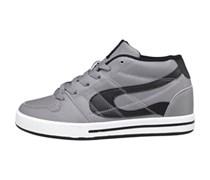 Duffs Junior Shoes Grey/Black Grey/Black