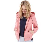 Bench Womens Catch Jacket Pink