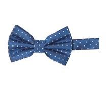 French Connection Herren Dots Bow Krawatte Blau