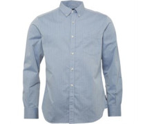French Connection Mens Longsleeve Textured Shirt Marine