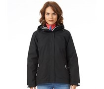 Damen Squamish CIS 3in1 Performance Jacket Schwarz