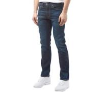 Herren 511 Jeans in Slim Passform Dunkelblau