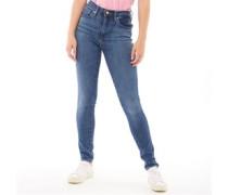 721 Skinny Jeans Denim