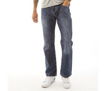 Crosch New Baltimore Jeans mit geradem Bein