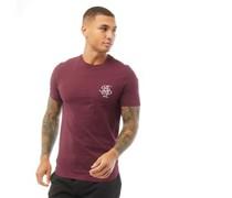 Andy4 T-Shirt Burgunder