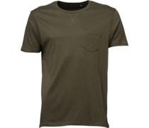 Herren Arkham T-Shirt Khaki