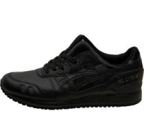Gel Lyte III Sneakers Schwarz