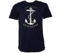 Saviors Road T-Shirt Navy