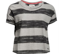Damen Rasine Striped T-Shirt Grau