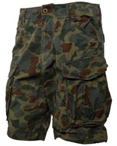 Rovic Shorts Tarnfarbe