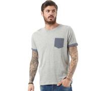 Herren Sphere T-Shirt Graumeliert