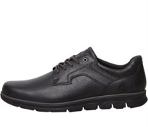 Herren Bradstreet Oxford Schuhe Schwarz