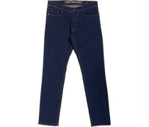 Jeans in Slim Passform Denim