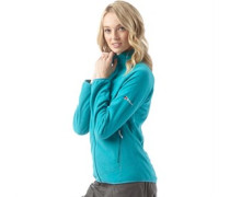 Damen Spectrum 2.0 Fleece Türkis