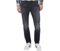 Herren 510 Skinny Jeans Verblasstes Dunkelblau
