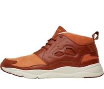 Herren Furylite Chukka Sneakers Braun