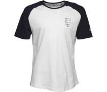 Herren Terrace T-Shirt Weiß