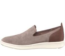 Herren Galvin Freizeit Schuhe Grau/Braun